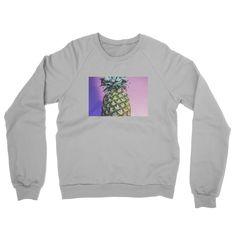 Banana No. I Shop, Pineapple, Banana, Graphic Sweatshirt, Retro, Sweatshirts, Sweaters, Shopping, Clothes