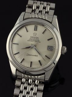 OMEGA Seamaster Chronometer, Ref. 168.024