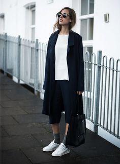 #culottes #basics #effortless #minimal #contemporary #fashion #style #streetstyle
