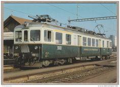 A partir de 2,00CHF - Catégorie : Cartes Postales > Thèmes > Transports > Chemins de fer > Trains