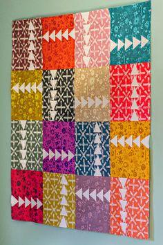 Bijou Lovely: Sun Print Quilt.