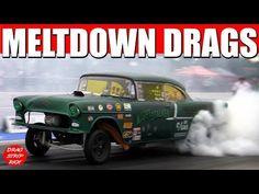 (2499) 2017 Gasser Drag Racing Cars Old School Meltdown Drags Byron Video - YouTube