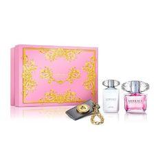 Versace Bright Crystal Women's 3-piece Gift Set (3 oz)