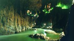 Si quieres ver alguna cueva fuera de España, visita Las Cuevas de Skocjan en Eslovenia