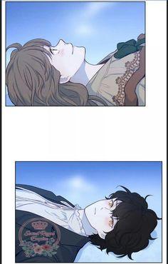 Anime Couples Manga, Cute Anime Couples, Manhwa, Manga Collection, Fantasy Romance, Anime Stickers, Gay Couple, Funny Comics, Anime Love