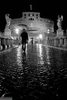 Rome & Rain by Pascal L, via Flickr  For personalised travel advice that will get you to make the most of your special trip to Italy, check out details of my Travel Planning Sessions here: http://therunawayitalian.com/custom-travel-planning/