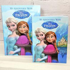 Disney Frozen Adventure Book - The Children's Lifestyle Store - Fudge Kids UK