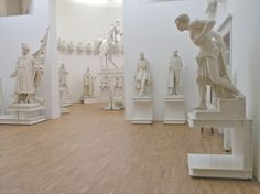 Museo Vincenzo Vela - The plaster cast collection