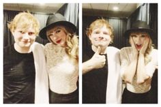 w/Ed Sheeran - RED Tour