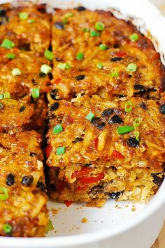 Southwestern Breakfast Casserole-Chase loved this. A different twist to a breakfast casserole. I didn't like the casserole as leftovers but liked it the day I made it! Easy Egg Casserole, Breakfast Casserole, Casserole Recipes, Breakfast Items, Breakfast Dishes, Breakfast Recipes, Perfect Breakfast, Morning Food, Brunch Recipes