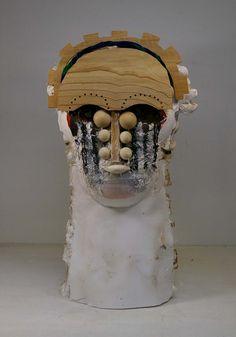Koji Nakano Sculpture roid works gallery Tokyo ¥150,000