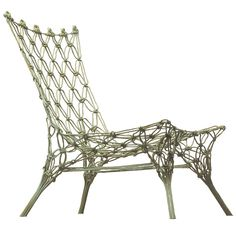 Silla Knotted (1996) Marcel Wanders | Furniture Design | Chair Design | Designer Chair