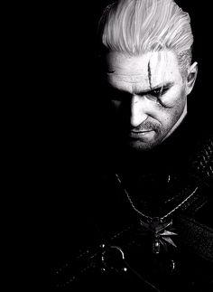 """ Freak, Vagrant, Mutant, Gwynbleidd, White One, White Wolf Geralt of Rivia. """