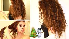 My CURLY Hair Routine for Dry Hair!!!