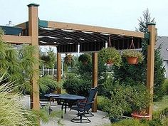 Pergola Retractable Awning | How To Pergola | Anything How To About ...