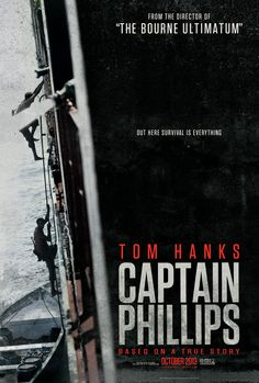 Guest Passes to the new Tom Hanks flick about the 2009 hijacking of the U.S. container ship by Somali pirates.  Studio Movie Grill in Roswell, GA, off Holcomb Bridge Road, Wed 7/25, 7PM.