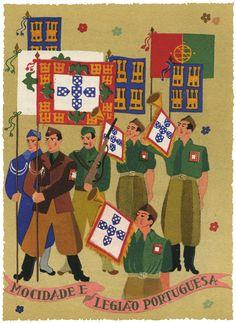 A inquietante perspetiva de uma Espanha comunista em resultado da Guerra Civil e o fascínio da direita extremista portuguesa pelas ditaduras italiana e alemã forçaram Salazar à criação de organizaç...