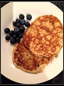 One of the breakfast that i like to make and that my 11 months old loves is the banana pancakes. Its so easy to do and its healthy ...