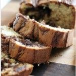 WHAT? nutella banana bread? yes please!