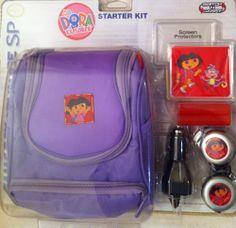 Dora The Explorer Starter Kit - New