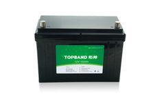 12V100Ah  TOPBAND LiFePO4 lithium battery