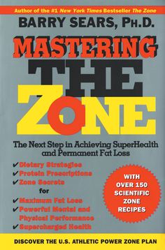 """Everyone from Madonna to Howard Stern to the cast of Baywatch is in """"the Zone"""" -- and now """"Zone""""-favorable cuisine is tastier than ever! Dr. Barry Sears, author of the No.1 New York Times bestseller and health phenomenon, The Zone (more than 600,000 hardcover copies sold!), is back with an exciting new book teeming with tantalizing recipes and insightful information that will deepen readers' understanding of this revolutionary health and fitness program that has become the regimen of the…"""