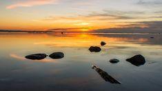 Sunset in Friedrichshafen by VSeliott