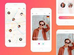 App Allofus for iOS by Melany Roa - Dribbble