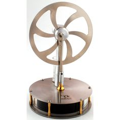 how to keep stirling engines cool