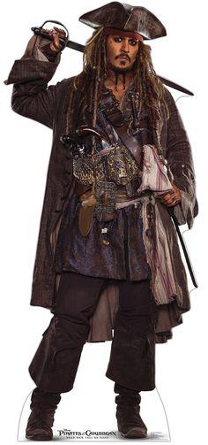 Elegant Jack Sparrow Standup