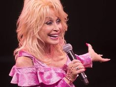 Dolly parton at the Grand Opening of Dolly Parton's Smoky Mountain Adventures Dinner Theater