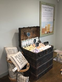 Naples Soap Company has opened store 6 today at legendary St