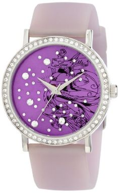 Ed Hardy Womens LVPU Love Bird Purple Watch   Continue to the product at  the image link. (Note Amazon affiliate link)  CoolandAffordableWatches 53fda8966f4e