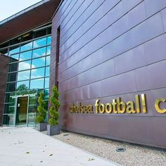 Chelsea FC Training Academy /  Tourism, Leisure and Transport / Cobham, Uk / Built by AFL Architects / Photography by : Airpixa