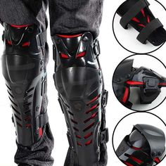 Buy Motorcycle Racing Motocross Knee Pads Protector Guards Protective Gear at Wish - Shopping Made Fun Armor Clothing, Tactical Clothing, Tactical Gear, Triumph Motorcycles, Ducati, Motocross Racing, Motocross Armor, Nitro Circus, Buy Motorcycle
