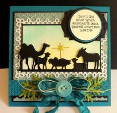 Celebrating Christmas by DJRants - Cards and Paper Crafts at Splitcoaststampers