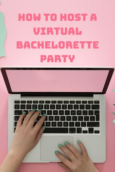 How to throw a Virtual Bachelorette Party Bridal Shower Planning, Bridal Shower Games, Bridal Shower Invitations, Bridal Showers, Bachelorette Party Decorations, Bridal Shower Decorations, Bachelorette Parties, Lingerie Shower Games, Party Games
