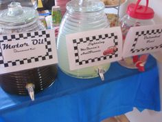 Great blog post about a successful Cars themed birthday party - food allergy free.