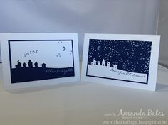 The Craft Spa - Stampin' Up! UK independent demonstrator : Sleigh Ride Duo