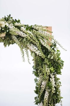 Wedding flower arch. Credits in comment.