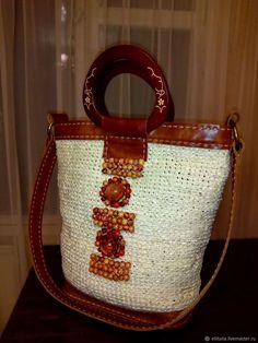 9c688d94f805 Купить Плетеная сумка