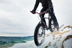 Fat Bike Snow Tour. Travel better with KEY.