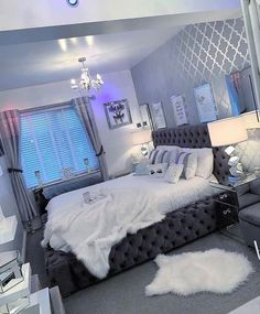 Room Design Bedroom, Girl Bedroom Designs, Room Ideas Bedroom, Home Decor Bedroom, Interior Livingroom, Bedroom Inspo, Room Interior, Interior Design, Bedroom Decor For Teen Girls