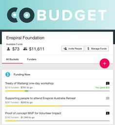Cobudget Enspiral Foundation