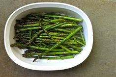 Grilled green goodness