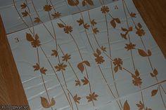 Pintar vinilo decowall sobre gotelé by Jexweber.fotos, via Flickr