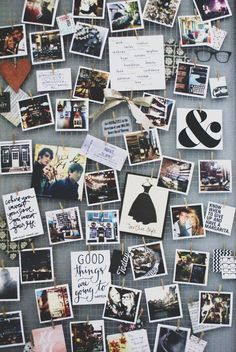 DIY Moodboard | http://jillianastasia.com/diy-inspiration-mood-board/