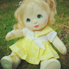 My child doll .. she's beautiful!