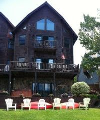 Lakefront Home With Boat Dock, Hot Tub, & Awesome Sunset Mountain ViewsVacation Rental in McHenry from @homeaway! #vacation #rental #travel #homeaway