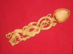 """Ложка любви """"Сириус"""" из дерева – купить в интернет-магазине на Ярмарке Мастеров с доставкой"""
